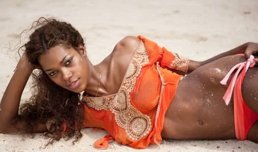 jessica white model spotlight