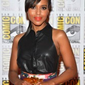 Fashion Spotlight: Kerry Washington at Comic-Con International