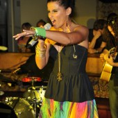 Nelly Furtado at SELF Rocks Summer in NYC