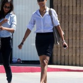Celebrity Fashion: Zoe Saldana, Queen Latifah and Lianna La Havas