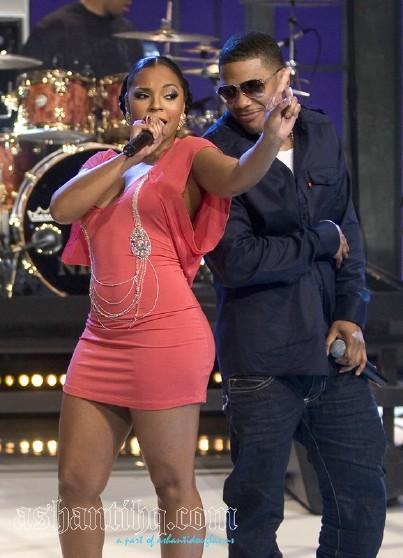 Nelly & Ashanti Back Together? - Word On Da Street