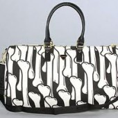 Bag of the Week:  The Bone Collection Boston Bag by Joyrich
