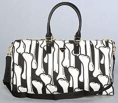 Joyrich Bone Collection Boston Bag