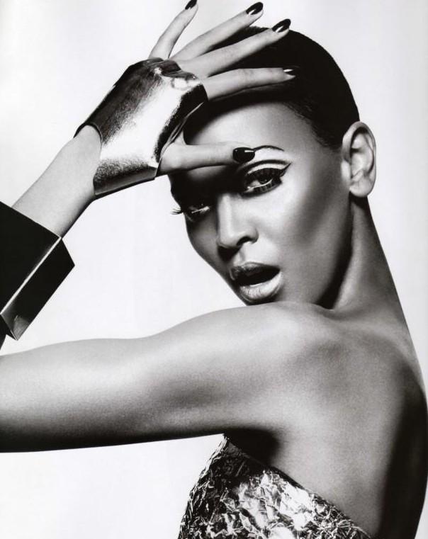 Liya Kebede model spotlight