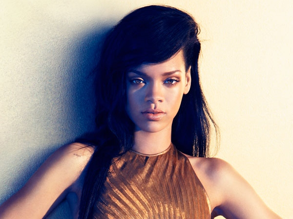 Rihanna -  Styled to Rock