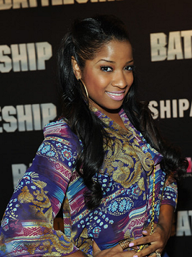 toya wright natural hair