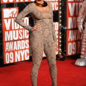 Fashion Trend- The Catsuit- Amber Rose