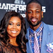 Celebrity Couple: Dwyane Wade & Gabrielle Union