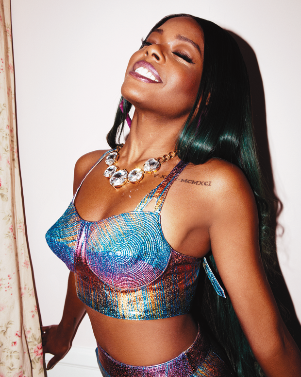 Azealia Banks- SPIN magazine