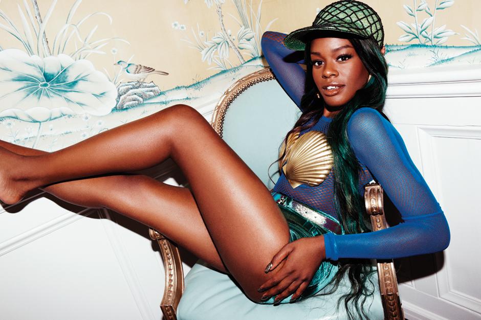 Azealia Banks- SPIN magazine