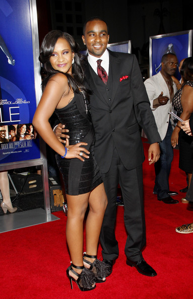 Bobbi Kristina Brown and Nick Gordon