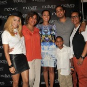 La La Anthony's family