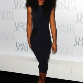 Kelly Rowland at David Jones 2012/13 Season Launch in Sydney Australia
