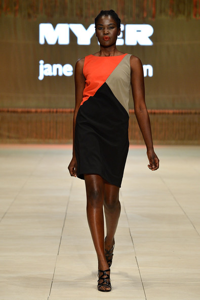 Jane Lamerton - MYER collection show -Mercedes-Benz Fashion festival Sydney 2012