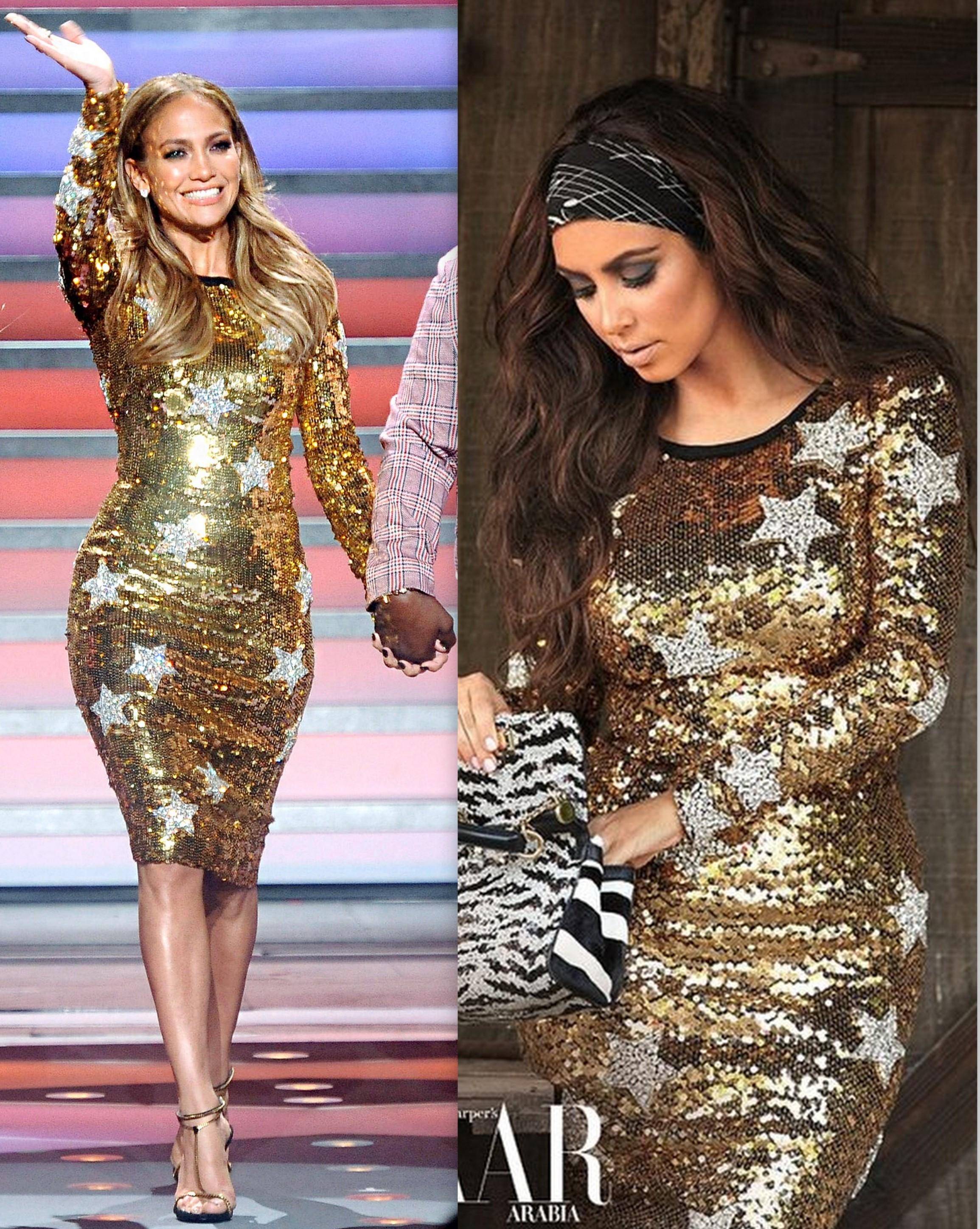 Jennifer Lopez vs. Kim Kardashian