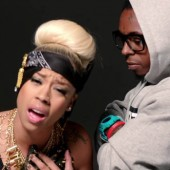 Keyshia Cole 'Enough of No Love' feat. Lil' Wayne