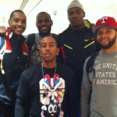 "Ludacris "" @itsludacris ""The WINNERS Circle #London2012Olympic"""