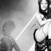 Rihanna Facebook photos
