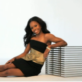 Gabby Douglas for Essence