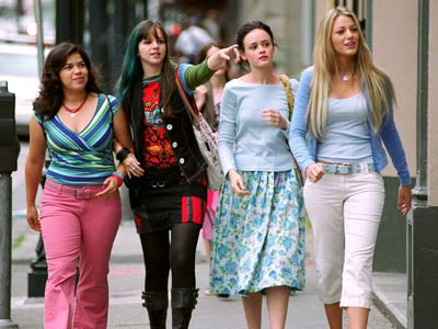 Sisterhood of Traveling Pants