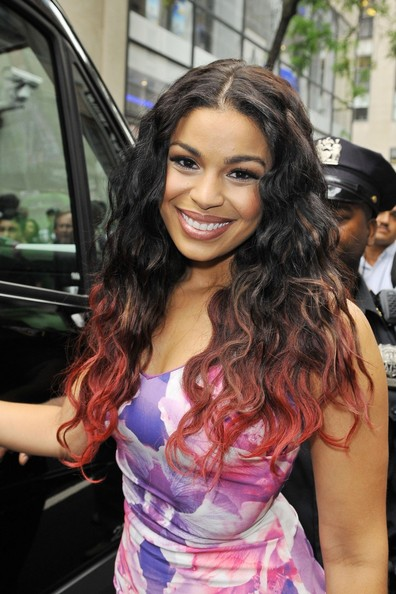 Jordin Sparks at the 'Today' show