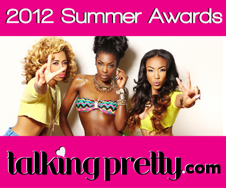 talkingpretty 2012 Summer Awards