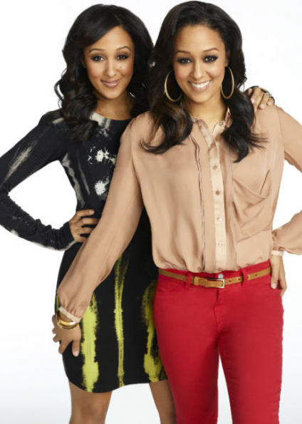Tia and Tamera