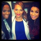 "The cast of ""Sparkle"" Tika Sumpter, Carmen Ejogo and Jordin Sparks look picture perfect."