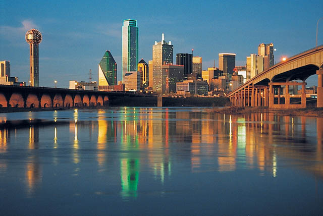 dallas 10 coolest cities