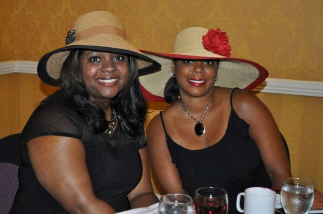 -----&#039;Girlfriends Pray&#039; Big Hat Prayer Breakfast