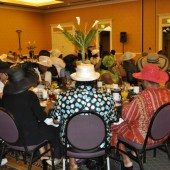 'Girlfriends Pray' Big Hat Prayer Breakfast