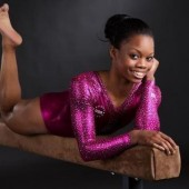 gabby douglas best hair moment