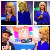Miss Honey B: BET 106 & Park's New Host?
