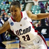 Maya Moore basketball