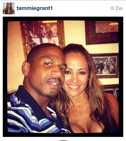 stevie J and tammie grant stevie j girlfriends