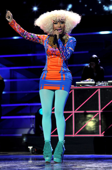 tights Nicki Minaj