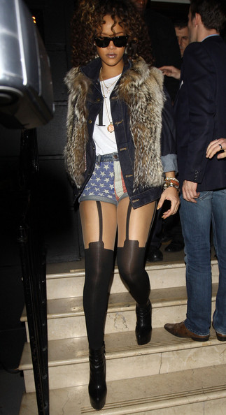 tights Rihanna