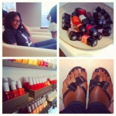Pedicure Pleasure- 10|10 Nail Salon
