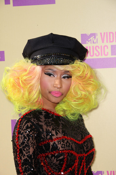 2012 MTV VMA Red Carpet Makeup Trends