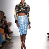 Jeremy Scott Runway Show: Spring 2013 Mercedes-Benz Fashion Week