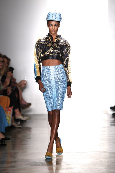 Jeremy Scott - Runway - Spring 2013 Mercedes-Benz Fashion Week