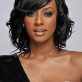 Keri Hilson Long Bon ringlets