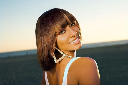 Keri Hilson Mushroom Bob