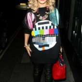 Rita Ora fashion- worst dressed