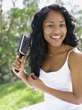 hair breakage black women