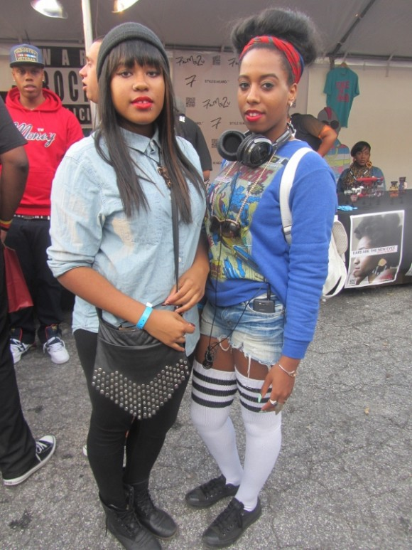 A3C Festival 2012 Fashion