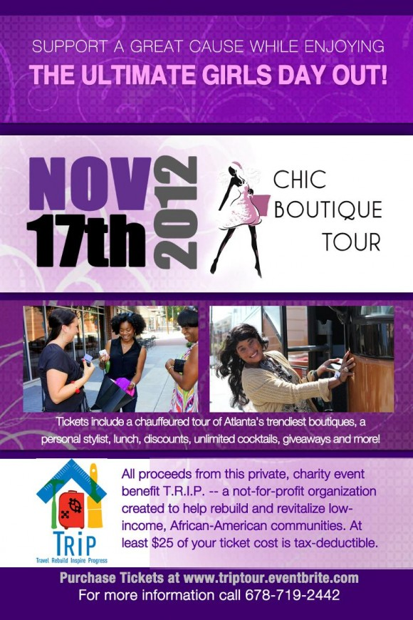 Chic Boutique tour