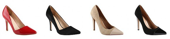 Classy Pumps from Aldo Shoes