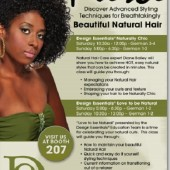 Design Essentials and Talkingpretty.com Team Up For the World Natural Hair Show