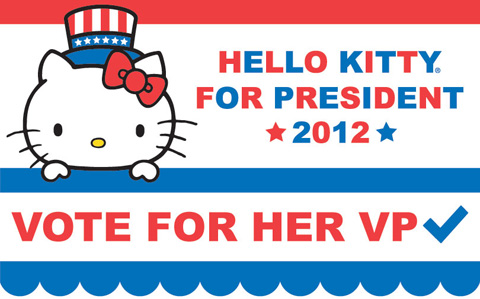 Hello Kitty for VP